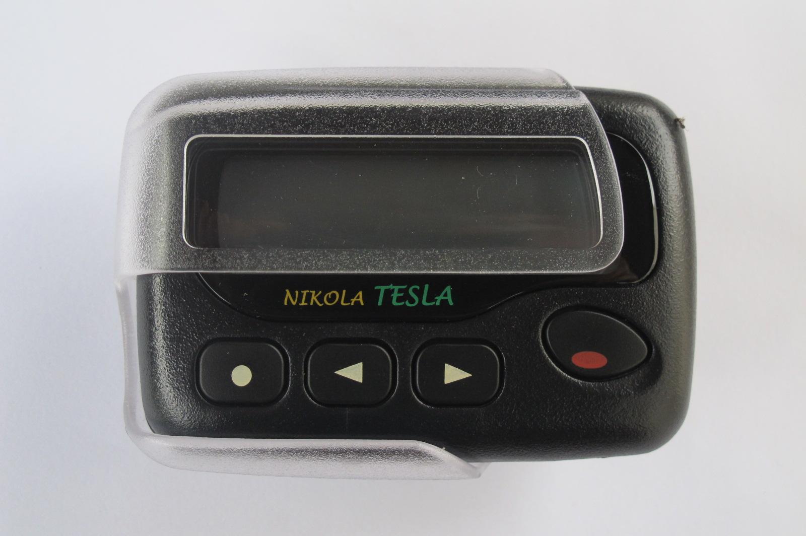 Tesla Pager Gsl28a Zalom Nurse Call Systems